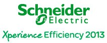 Деловая игра для журналистов в рамках Schneider Electric Xperience Efficiency. 4-7 июня 2013
